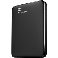 купить жестких диск Western Digital Elements Portable 1 TB (WDBUZG0010BBK-EESN)